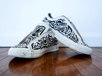 Shoes for Luca Fersko